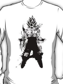 Saiyan Power up T-Shirt