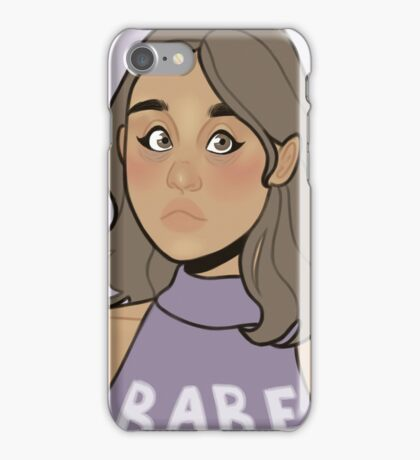 PARKER BABE iPhone Case/Skin