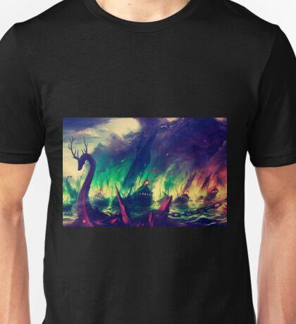 BlackWater Wildfire  Unisex T-Shirt