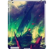 BlackWater Wildfire  iPad Case/Skin
