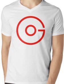 Go.Valor Mens V-Neck T-Shirt