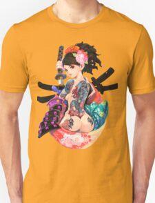 Yakuza Girl Unisex T-Shirt