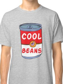 Can of Cool Beans Classic T-Shirt