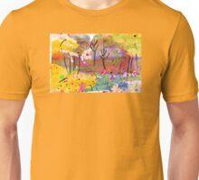 Midnight Garden cycle14 12 Unisex T-Shirt