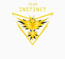 Team Instinct - yellow Pokemon go Unisex T-Shirt