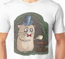 Sir Hamster with tea Unisex T-Shirt