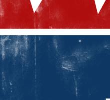 Vintage GOP Logo Sticker
