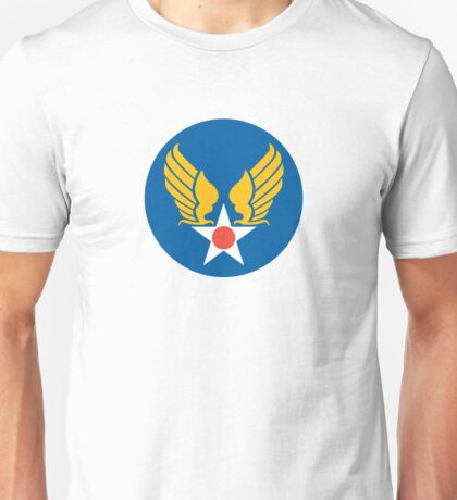 Old Hap Arnold wings Unisex T-Shirt