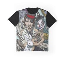CLOWNSLUT FAMILY PORTRAIT Graphic T-Shirt