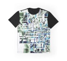 """highlines"" Graphic T-Shirt"