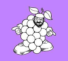 Grapes Designs' Logo by grrrapes13