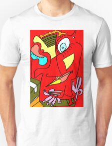 After Picasso Color 2 Unisex T-Shirt