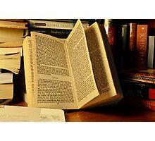 Good Books Photographic Print
