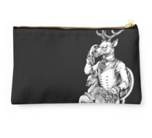 Deer and Fawn Studio Pouch