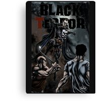 The Black Terror Canvas Print
