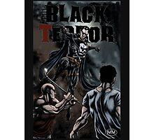 The Black Terror Photographic Print