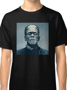 Boris Karloff as Frankenstein  Classic T-Shirt