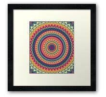 Mandala 119 Framed Print