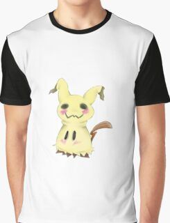Mimikkyu Print Graphic T-Shirt