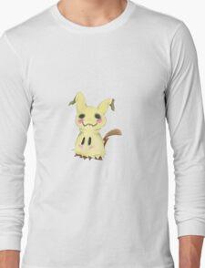 Mimikkyu Print Long Sleeve T-Shirt