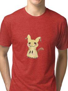 Mimikkyu Print Tri-blend T-Shirt