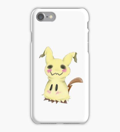 Mimikkyu Print iPhone Case/Skin