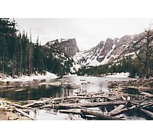 Dream Lake is a Dream Photographic Print