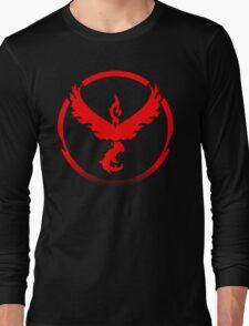 Team Valor Designs Long Sleeve T-Shirt