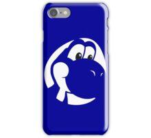 My Friend Yoshi - Blue iPhone Case/Skin