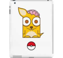 Zombimon iPad Case/Skin