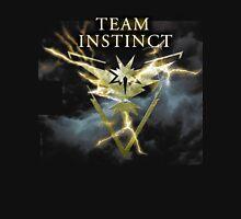 Team Yellow Instinct - Pokemongo storm night  Unisex T-Shirt