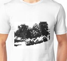 In the Snow Unisex T-Shirt