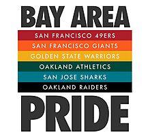 Bay Area Pride Photographic Print