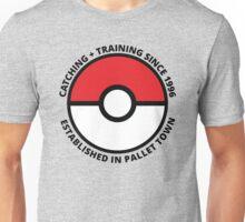 Pokemon- Pallet Town Born and Raised Unisex T-Shirt