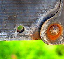 Rusty Magic Mail Box by Shannon Kringen