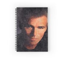J, O'Neill  Spiral Notebook