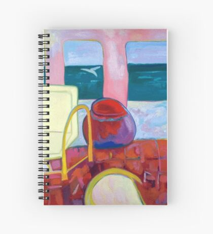 Caribe Spiral Notebook