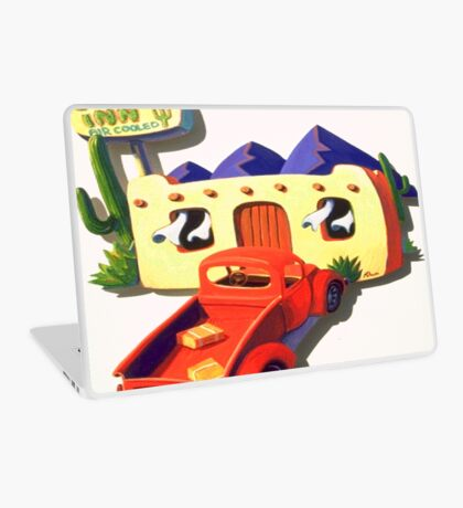 Cactus Inn Laptop Skin