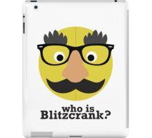 Who is Blitzcrank? iPad Case/Skin