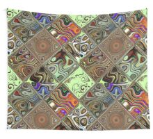 Stepping Stones Wall Tapestry