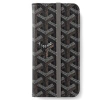 Goyard Perfect Case Black iPhone Wallet/Case/Skin