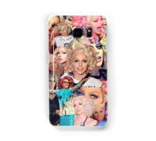 Courtney Act Collage Samsung Galaxy Case/Skin