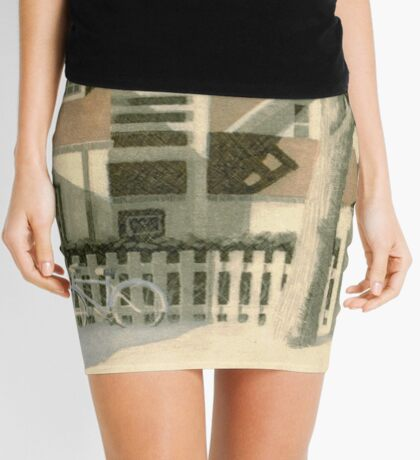 Beyond the Backdoor Mini Skirt