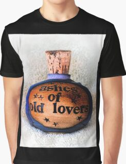 Ashes Of Old Lovers Graphic T-Shirt