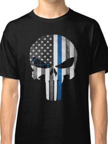 Police Punisher Target Shoot Classic T-Shirt