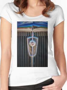 Studebaker Grill Women's Fitted Scoop T-Shirt