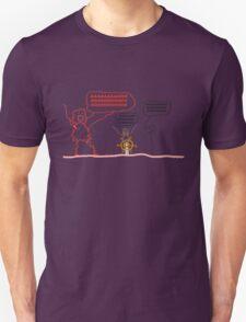 Wait but Why Panic Monster Shirt Unisex T-Shirt