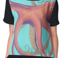 What's Kraken? Chiffon Top