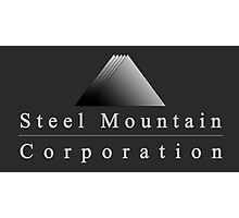 Steel Mountain Corporation Photographic Print