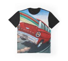 Surfin Wagon Graphic T-Shirt